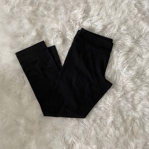 Lululemon Black Leggings Size: 12
